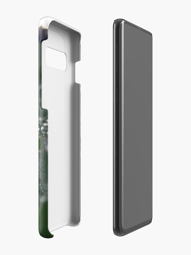 Alternative Ansicht von Tautropfen Hüllen & Klebefolien für Samsung Galaxy