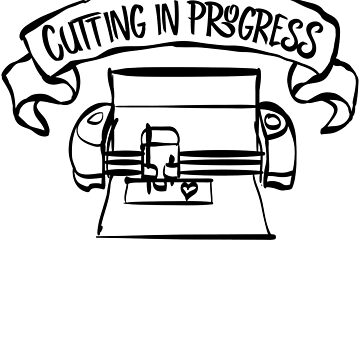 Cutting In Progress by JakeRhodes