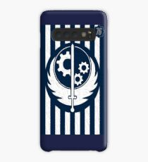 Fallout Brotherhood Of Steel Flag Oil Design Case/Skin for Samsung Galaxy