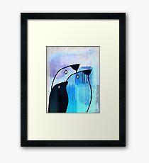 Birdies - n89 Framed Print