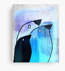 Birdies - n89 Metal Print