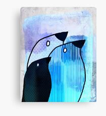 Birdies - n89 Canvas Print