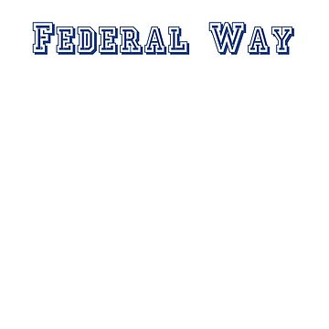 Federal Way by CreativeTs