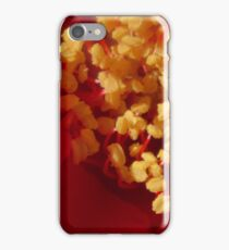 257 Pomegranate Flower iPhone Case/Skin