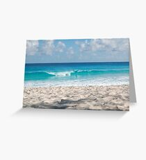 Seychelles Greeting Card