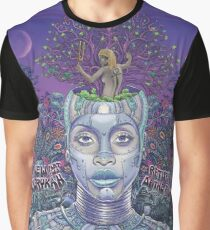new Amerykah Graphic T-Shirt