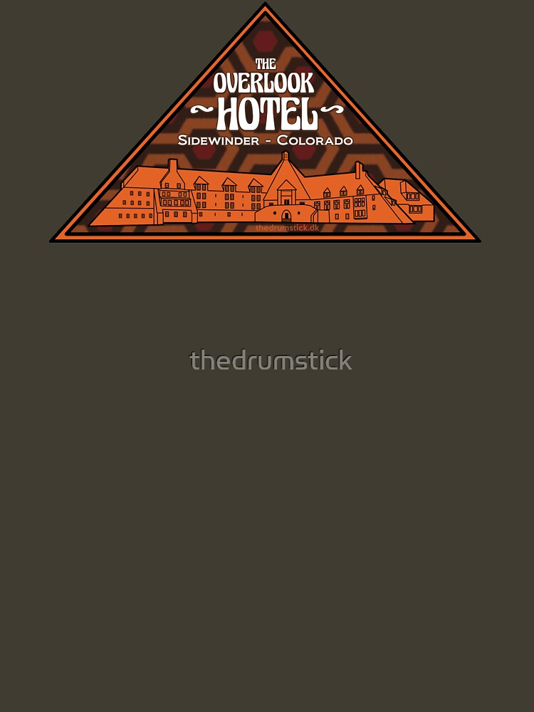 The Overlook Hotel by thedrumstick