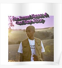 The Sunset Tapes: A Cool Tape Story - Jaden Smith  Poster