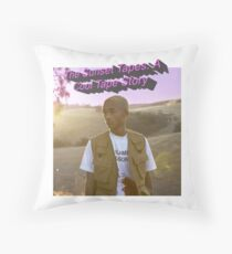 The Sunset Tapes: A Cool Tape Story - Jaden Smith  Throw Pillow