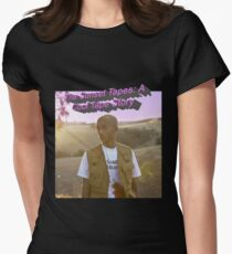 The Sunset Tapes: A Cool Tape Story - Jaden Smith  Women's Fitted T-Shirt
