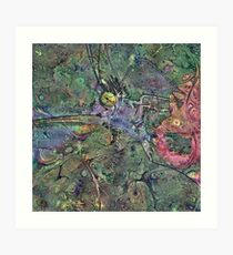 Lepidoptera 3 Art Print