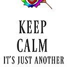 Keep Calm, Maintenance Monday New Logo Black by PhxDnRadio