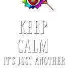 Keep Calm, Maintenace Monday New White by PhxDnRadio