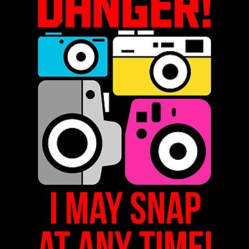 Danger I May Snap At Any Time by VomHaus