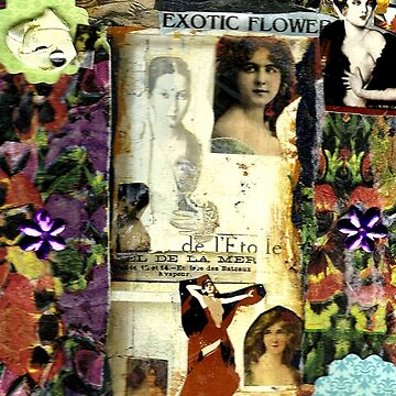 Exotic Flowers by RobynLee