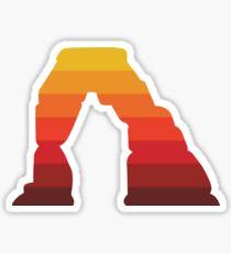 Utah Arch Sticker