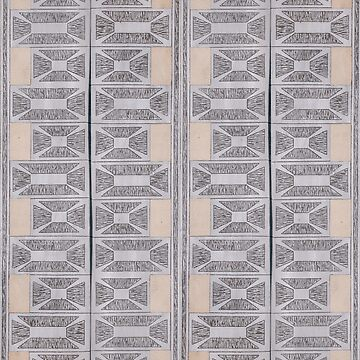 Intricate wall decoration repeating design  by PhotoStock-Isra