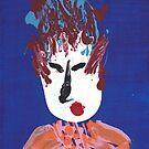 « Geisha - Martin Boisvert - Face à flaques » par Martin Boisvert