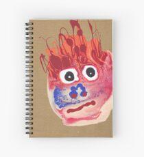 Alex - Personnage de Martin Boisvert Spiral Notebook