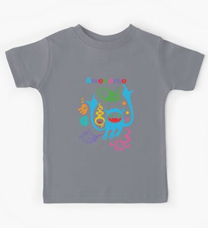 Stay Awesome - light  Kids Clothes