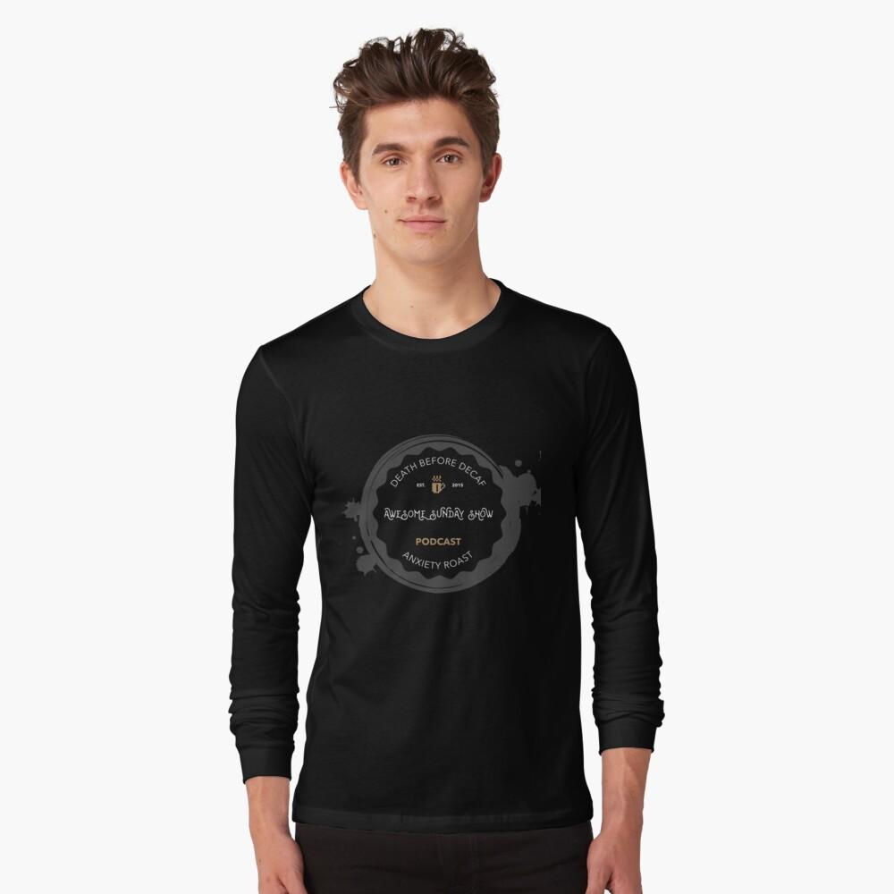 Coffee logo Long Sleeve T-Shirt