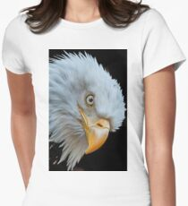 The Eye of The Eagle Women's Fitted T-Shirt
