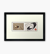 beach muse #7 Framed Print