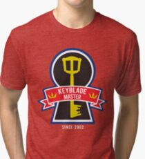 Keyblade Master Tri-blend T-Shirt