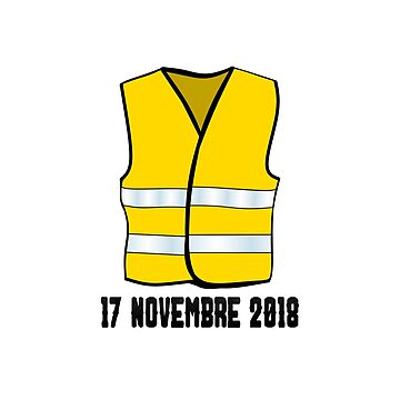 Les Gilets Jaunes French Movement by CarlosV