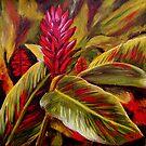 Ginger Flower by sesillie