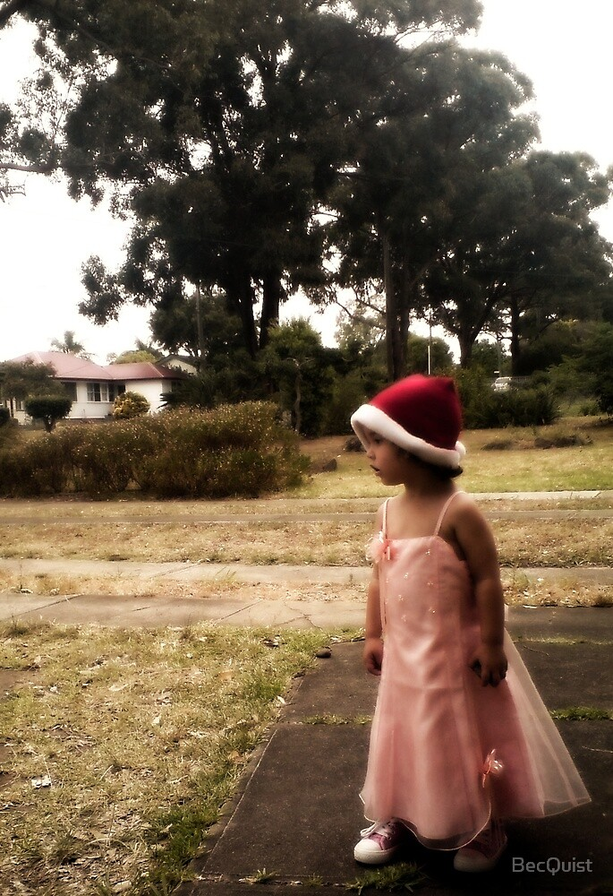 Longing for Christmas Cheer by BecQuist