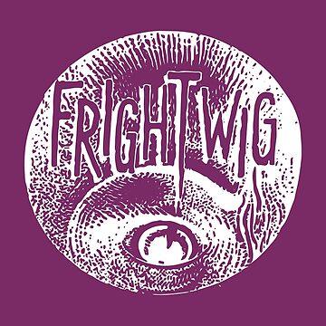 Frightwig Riot Grrrl Proto-Grunge-Band von reyboot