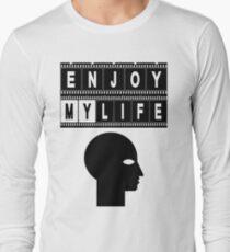 ENJOY MY LIFE Long Sleeve T-Shirt