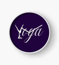 Yoga Uhr