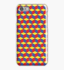 Rubix Cube 3D iPhone Case/Skin
