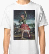 Vintage Theodore Chasseriau La Petra Camara 1854 Classic T-Shirt