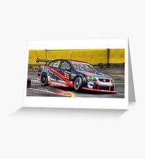 CHICANE - CROP Greeting Card