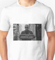 Anthony Bourdain Ramones Unisex T-Shirt