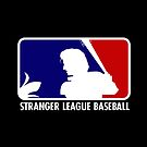 Stranger League Baseball by the50ftsnail
