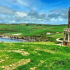 Clavell Tower, Kimmeridge by Nigel Finn