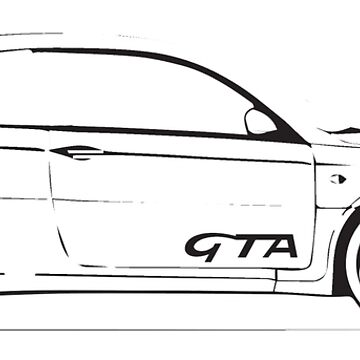 Alfa 147 gta by camisetascharly