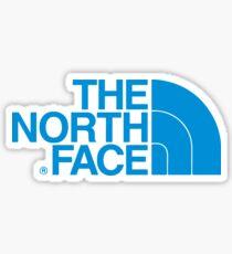 The North Face merch Sticker
