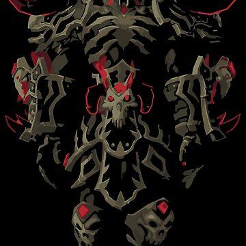 Death knight armor by gainzgear