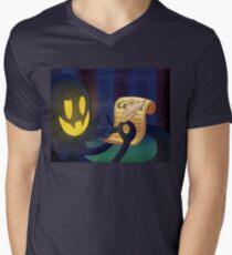 Snatcher- A Hat in Time V-Neck T-Shirt