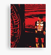 The last centurion Canvas Print
