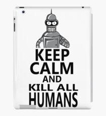 Bender Futurama iPad Case/Skin