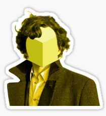 Benedict Cubeandrash Sticker