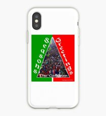 Christmas Caravan iPhone Case