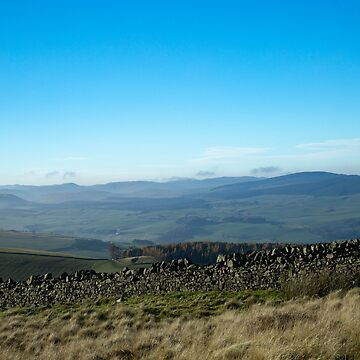 Looking Towards The Pentland Hills by procrest