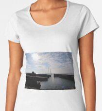 The Greyhound At Sunrise Women's Premium T-Shirt